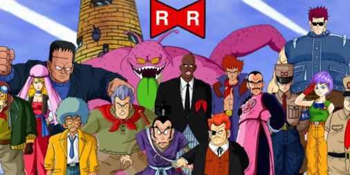 Dragon-Ball-Entire-Red-Ribbon-Army