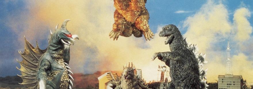 ARCHIVE Day 121: Godzilla VS Gigan – Jonah's Daily Rants
