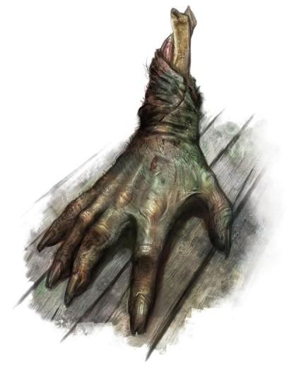 crawling-claw